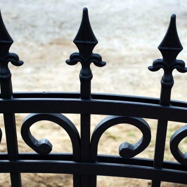 metaloplastyka trójmiasto brama kuta Gdynia brama wjazdowa Gdańsk